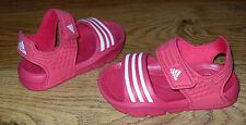29330c5d1e5 adidas Akwah 8 Infant V.Berry Sandals Size UK Infant 6   FR 23