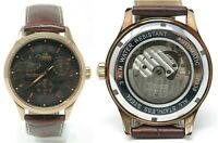 Orologio Times automatic watch power reserve diver clock diving 40 mm ref SP939