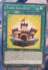 TOON KINGDOM - LED2-EN052 - Rare Card - 1st Edition