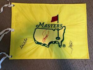 **VERY RARE** 1997 US Masters Pin Flag