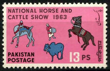 Pakistan 1963 SG#193 NAtional Horse & Cattle Show MNH #D39305