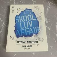 BTS Bangtan Boys Skool Luv Affair 2nd Album Special Edition Set