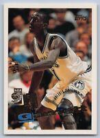1995-96  KEVIN GARNETT TOPPS Basketball Rookie Card # 237 MINNESOTA TIMBERWOLVES