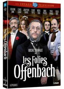 LES FOLIES OFFENBACH - 3 DVD