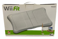 Nintendo Wii Fit Plus Game Wii Balance Board Bundle New Sealed Sports
