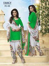 Designer Dress Indian Pakistani Ethnic Patiala SuitSalwar Kameez CT