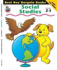 Best Buy Bargain Books: Social Studies, Grades 2-3, School Specialty Publishing,