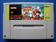 ★☆☆ SNES game - Goof Troop | SNES Modul Deutsch / German  ☆☆★