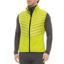Bogner Fire + Ice Bent Down Vest -600 Fill Power (For Men).Size:40.M/L.Lime.NWT.