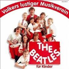 VOLKER ROSIN - BEATLES FÜR KINDER  CD NEU