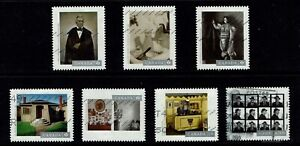 Set of Photography 1 Used Canada Stamps from 2013