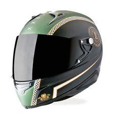 43 casco NEXX integrale XR1 CAFÉ RACE VERDE taglia XL 61-62 Carbon Fiber
