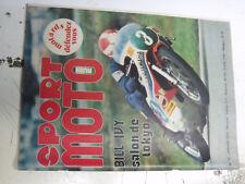 18$$ Revue Sport Moto Rush n°10 Bill Ivy / Honda CB 750 Laverda 750 SF / WASSEL