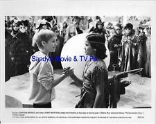 JONATHAN BRANDIS, KENNY MORRISON Original Movie Photo THE NEVERENDING STORY II