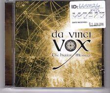 (HH185) Da Vinci Vox, The Hidden Message - 2006 CD