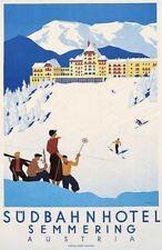 Affiches et posters du XXe siècle et contemporains couleur sport