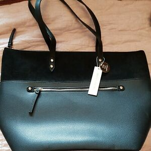 "New accessorize Laptop Handbag. Fits Up To 13.5"" Laptop. Black."