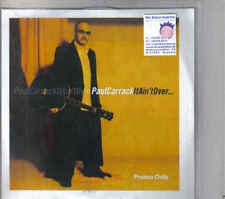 Paul Carrack-It Aint Over Promo cd single