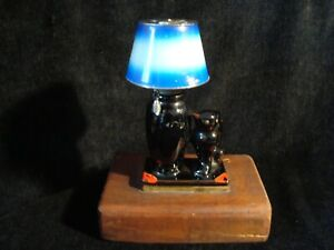 Vintage 1950's Evanus Cat and Lamp Lighter - GWO