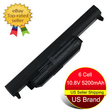 New 6 Cell Battery for ASUS K55 X45A X55A X55C X55U U57A A32-K55 A33-K55 A41-K55
