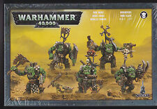 CITADEL GAMES WORKSHOP 50-12 WARHAMMER 40000 - ORK NOBZ ORKI CAPI