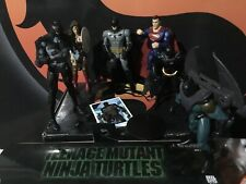 McFarlane  DC Multiverse: BATMAN lot! LAST KNIGHT ON EARTH #3 With Stand+ Card!!