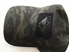 Condor Outdoor Tactical Cap In Multicam Black