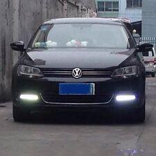 Daytime Running lights DRL LED Fog Lamp for VW JETTA/SAGITAR  MK6 2010 2011 2012