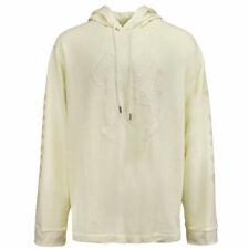Puma Rihanna x Fenty Womens Long Sleeve Graphic Hoodie Cream 575141 02 A91C