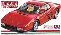 Tamiya 24059 1/24 Scale Sports Car Model Kit Ferrari Testarossa