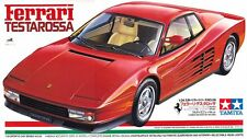 Tamiya 24059 1/24 Scale Sports Car Model Kit Ferrari Testarossa