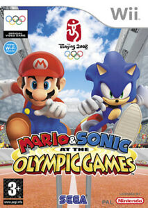 Mario & Sonic at the Olympic Games (Wii) PEGI 3+ Sport FREE Shipping, Save £s