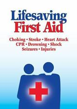 "LIFESAVING FIRST AID  For DUMMIES  REFRIGERATOR MAGNETIC BOOK 2"" X 3"" In Size."