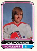 1975-76 O-Pee-Chee OPC WHA Hockey Trading Cards Pick From List Set Break One