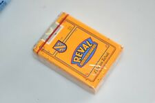 REVAL Cigaretten Original Vintage Zigaretten Packungen 21 Stück ohne Filter #A3