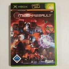 Mechassault für XBox Spiel Game sehr guter Zustand