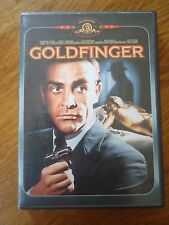 DVD *  GOLDFINGER * SEAN CONNERY JAMES BOND 007 edition spéciale