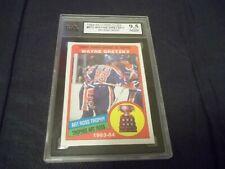 1984-85 OPC O-Pee-Chee #373 Wayne Gretzky Oilers - KSA 9.5 NGM