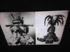 Songe Village Fetish Figures-Zaire African Tribal Art 35mm Slide
