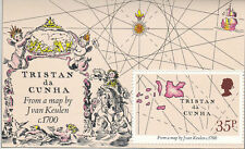 Elizabeth II (1952-Now) Sheet Tristanian Stamps