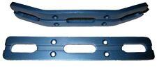T-Maxx or E-Maxx Blue Anodized Bumper Set