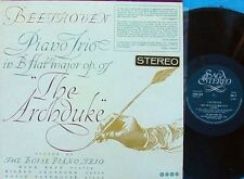 1st Edition Trio Classical Vinyl Records
