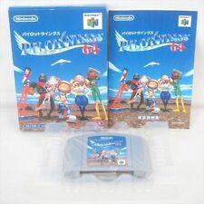 Nintendo 64 PILOT WINGS 64 Import Japan Video Game n6