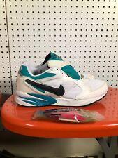 Vintage 90s Nike Og Pegasus 1993 Mystic Teal Mens Size 11 941202Se