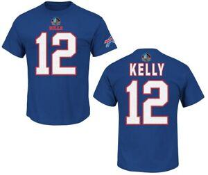 NFL T-Shirt Buffalo Bills Jim KELLY ER2 Hof Hall Of Fame Jersey Football