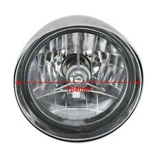 """Motorcycle 4.5"""" 12V Head Lamp Headlight for Harley-Davidson Bobber Custom Choppe"""