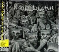 Limp Bizkit - New Old Songs / Japan CD OBI +3 Bonus Track
