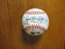 2010  Florence  Freedom Signed(By 28)Baseball (w/PETE  ROSE, JR./TOBY  RUMFIELD)