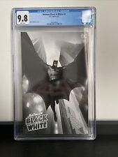 BATMAN BLACK AND WHITE #3 💎NM+ CVR A 1ST APP  CGC 9.8 NM/M Gorgeous Gem Wow