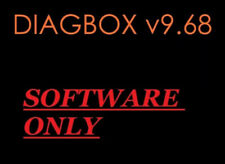 Diagbox 9.68 software Lexia 3 / pp2000  soft 2020 instalation by remote control